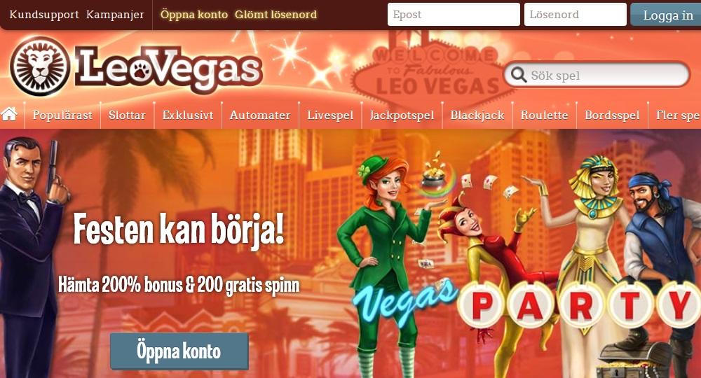 casino test bonus